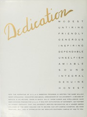 Page 8, 1942 Edition, University of California Los Angeles - Bruin Life / Southern Campus Yearbook (Los Angeles, CA) online yearbook collection