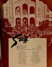 Page 13, 1943 Edition, University of California Los Angeles - Bruin Life / Southern Campus Yearbook (Los Angeles, CA) online yearbook collection