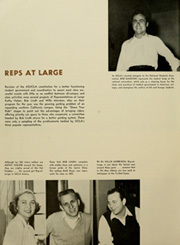 Page 34, 1950 Edition, University of California Los Angeles - Bruin Life / Southern Campus Yearbook (Los Angeles, CA) online yearbook collection
