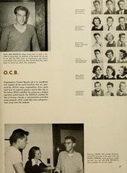 Page 35, 1950 Edition, University of California Los Angeles - Bruin Life / Southern Campus Yearbook (Los Angeles, CA) online yearbook collection