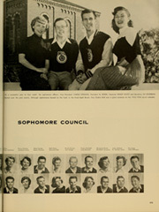 Page 183, 1954 Edition, University of California Los Angeles - Bruin Life / Southern Campus Yearbook (Los Angeles, CA) online yearbook collection