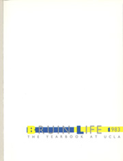 Page 5, 1983 Edition, University of California Los Angeles - Bruin Life / Southern Campus Yearbook (Los Angeles, CA) online yearbook collection