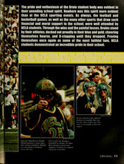 Page 15, 2001 Edition, University of California Los Angeles - Bruin Life / Southern Campus Yearbook (Los Angeles, CA) online yearbook collection
