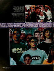 Page 16, 2001 Edition, University of California Los Angeles - Bruin Life / Southern Campus Yearbook (Los Angeles, CA) online yearbook collection