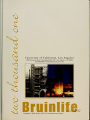 Page 5, 2001 Edition, University of California Los Angeles - Bruin Life / Southern Campus Yearbook (Los Angeles, CA) online yearbook collection
