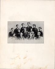 Page 14, 1895 Edition, University of Minnesota - Gopher Yearbook (Minneapolis, MN) online yearbook collection