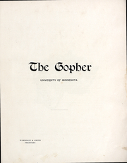 Page 9, 1895 Edition, University of Minnesota - Gopher Yearbook (Minneapolis, MN) online yearbook collection