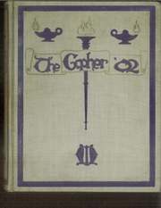 Page 1, 1902 Edition, University of Minnesota - Gopher Yearbook (Minneapolis, MN) online yearbook collection