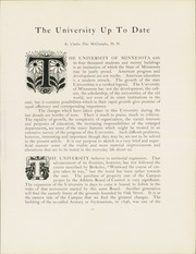 Page 15, 1905 Edition, University of Minnesota - Gopher Yearbook (Minneapolis, MN) online yearbook collection