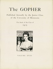 Page 7, 1905 Edition, University of Minnesota - Gopher Yearbook (Minneapolis, MN) online yearbook collection