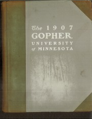 University of Minnesota - Gopher Yearbook (Minneapolis, MN) online yearbook collection, 1907 Edition, Page 1