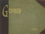 University of Minnesota - Gopher Yearbook (Minneapolis, MN) online yearbook collection, 1912 Edition, Page 1