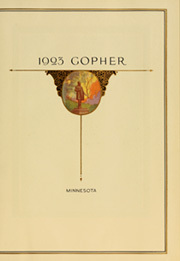 Page 7, 1923 Edition, University of Minnesota - Gopher Yearbook (Minneapolis, MN) online yearbook collection