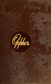 University of Minnesota - Gopher Yearbook (Minneapolis, MN) online yearbook collection, 1939 Edition, Page 1