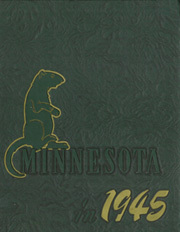 University of Minnesota - Gopher Yearbook (Minneapolis, MN) online yearbook collection, 1945 Edition, Page 1