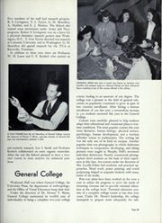 Page 57, 1945 Edition, University of Minnesota - Gopher Yearbook (Minneapolis, MN) online yearbook collection
