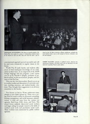 Page 69, 1945 Edition, University of Minnesota - Gopher Yearbook (Minneapolis, MN) online yearbook collection