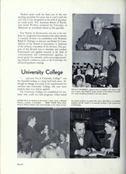 Page 70, 1945 Edition, University of Minnesota - Gopher Yearbook (Minneapolis, MN) online yearbook collection