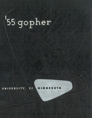 University of Minnesota - Gopher Yearbook (Minneapolis, MN) online yearbook collection, 1955 Edition, Page 1