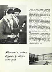 Page 8, 1960 Edition, University of Minnesota - Gopher Yearbook (Minneapolis, MN) online yearbook collection