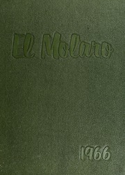 1966 Edition, University of Southern California School of Dentistry - El Molaro (Los Angeles, CA)