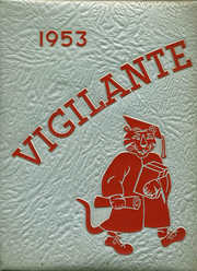 Page 1, 1953 Edition, Helena High School - Vigilante Yearbook (Helena, MT) online yearbook collection