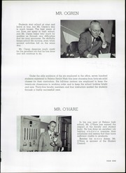 Page 13, 1957 Edition, Helena High School - Vigilante Yearbook (Helena, MT) online yearbook collection