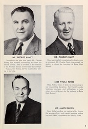 Page 13, 1956 Edition, Butte High School - Bulldog Yearbook (Butte, MT) online yearbook collection