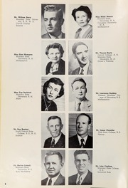 Page 14, 1956 Edition, Butte High School - Bulldog Yearbook (Butte, MT) online yearbook collection