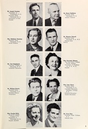 Page 15, 1956 Edition, Butte High School - Bulldog Yearbook (Butte, MT) online yearbook collection