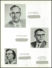 Page 10, 1959 Edition, Dawson County High School - Dawsonian Yearbook (Glendive, MT) online yearbook collection