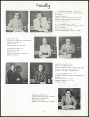 Page 11, 1959 Edition, Dawson County High School - Dawsonian Yearbook (Glendive, MT) online yearbook collection