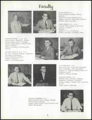 Page 12, 1959 Edition, Dawson County High School - Dawsonian Yearbook (Glendive, MT) online yearbook collection