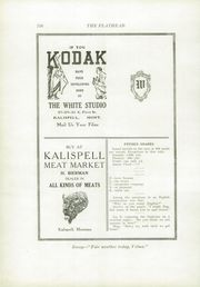 Page 122, 1918 Edition, Flathead High School - Flathead Yearbook (Kalispell, MT) online yearbook collection