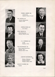 Page 17, 1947 Edition, Flathead High School - Flathead Yearbook (Kalispell, MT) online yearbook collection
