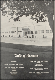 Page 6, 1956 Edition, Flathead High School - Flathead Yearbook (Kalispell, MT) online yearbook collection