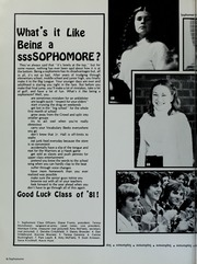 Page 12, 1979 Edition, Bozeman High School - Aerie Yearbook (Bozeman, MT) online yearbook collection