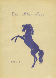 1937 Edition, Havre High School - Blue Pony Yearbook (Havre, MT)