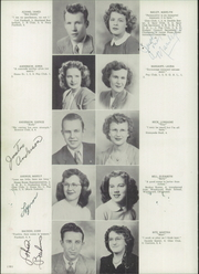 Page 16, 1947 Edition, Havre High School - Blue Pony Yearbook (Havre, MT) online yearbook collection