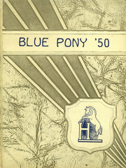1950 Edition, Havre High School - Blue Pony Yearbook (Havre, MT)