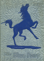 1952 Edition, Havre High School - Blue Pony Yearbook (Havre, MT)