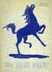 1953 Edition, Havre High School - Blue Pony Yearbook (Havre, MT)