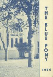 1956 Edition, Havre High School - Blue Pony Yearbook (Havre, MT)