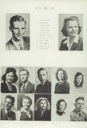 Page 13, 1946 Edition, Custer County High School - Branding Iron Yearbook (Miles City, MT) online yearbook collection