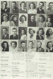 Page 15, 1946 Edition, Custer County High School - Branding Iron Yearbook (Miles City, MT) online yearbook collection