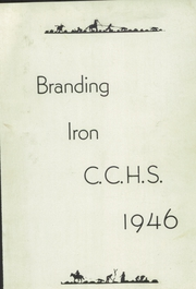 Page 3, 1946 Edition, Custer County High School - Branding Iron Yearbook (Miles City, MT) online yearbook collection