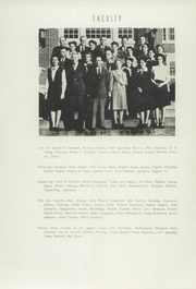 Page 9, 1946 Edition, Custer County High School - Branding Iron Yearbook (Miles City, MT) online yearbook collection