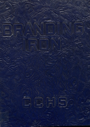 Page 1, 1956 Edition, Custer County High School - Branding Iron Yearbook (Miles City, MT) online yearbook collection