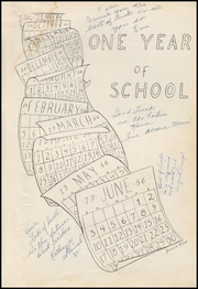 Page 5, 1956 Edition, Custer County High School - Branding Iron Yearbook (Miles City, MT) online yearbook collection
