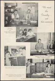 Page 9, 1956 Edition, Custer County High School - Branding Iron Yearbook (Miles City, MT) online yearbook collection